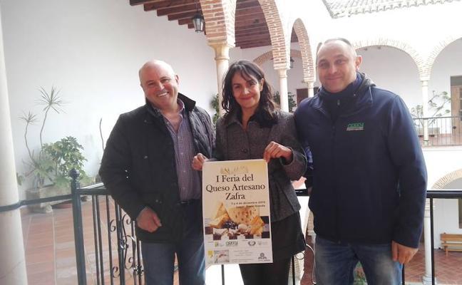 Zafra repite el 2 y 3 de diciembre la Feria del Queso Artesano
