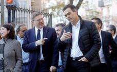 Sánchez se moviliza para evitar grietas internas por la financiación autonómica