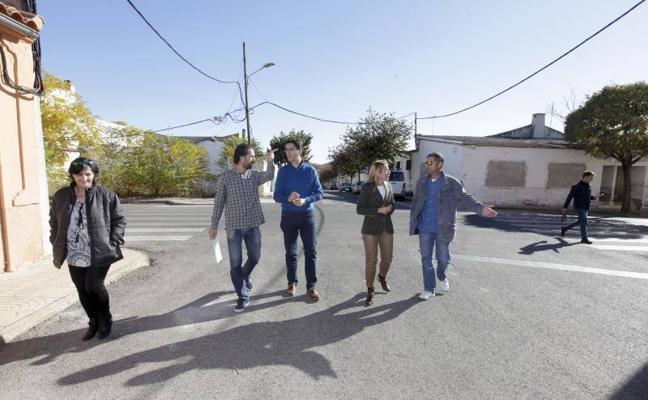 El barrio cacereño de Santa Lucía contará con un nuevo parque infantil