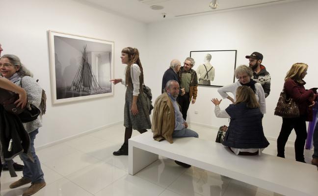 Las obras fotográficas conquistan el Premio artístico El Brocense