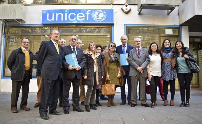 Unicef inaugura en Cáceres su nueva sede a pie de calle