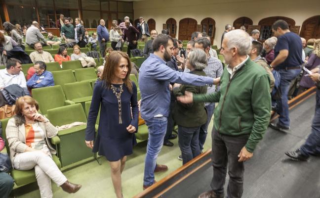 Belén Fernández, elegida secretaria del PSOE cacereño por unanimidad