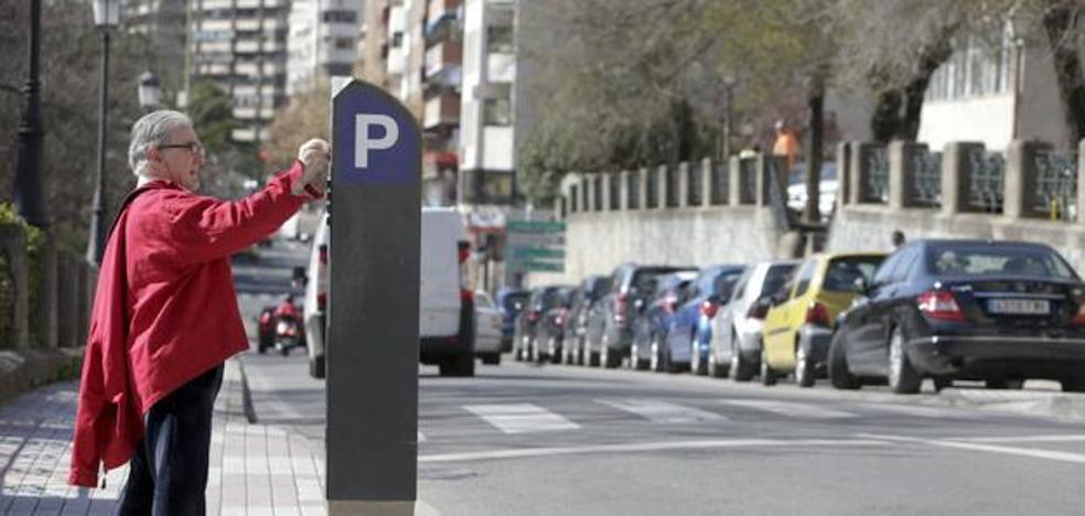 Los conductores sabrán en tiempo real dónde pueden aparcar en Cáceres