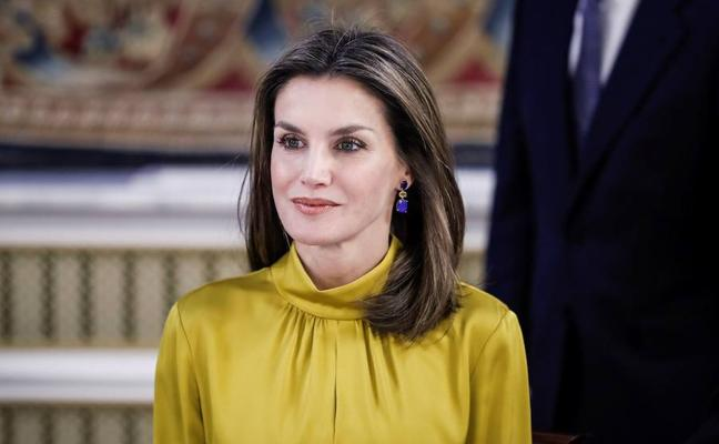 La Reina Letizia marca tendencia