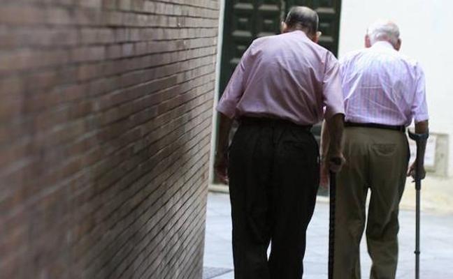 La pensión media en Extremadura se sitúa en noviembre en 769 euros