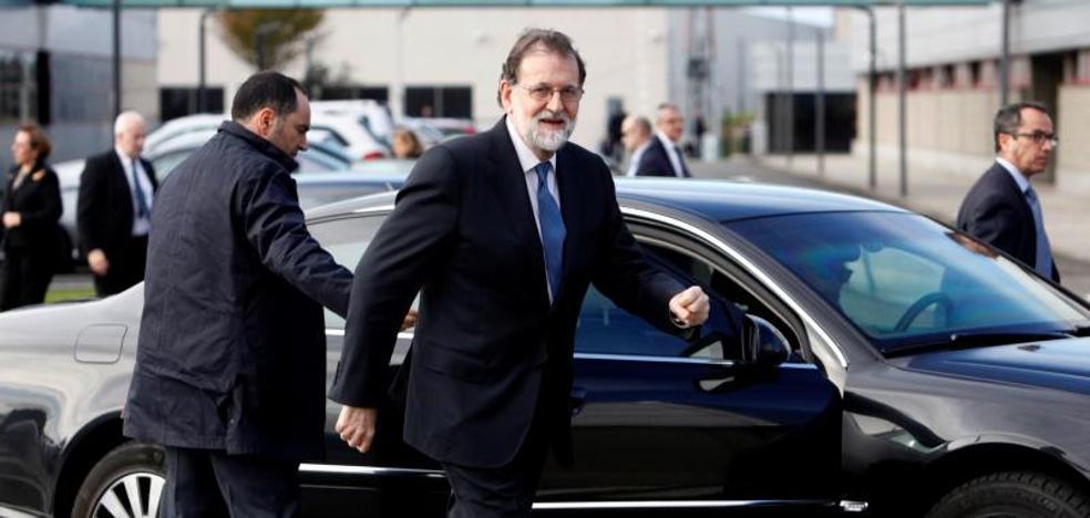 Rajoy cree que España saldrá reforzada con la crisis provocada por la «deslealtad de los secesionistas»