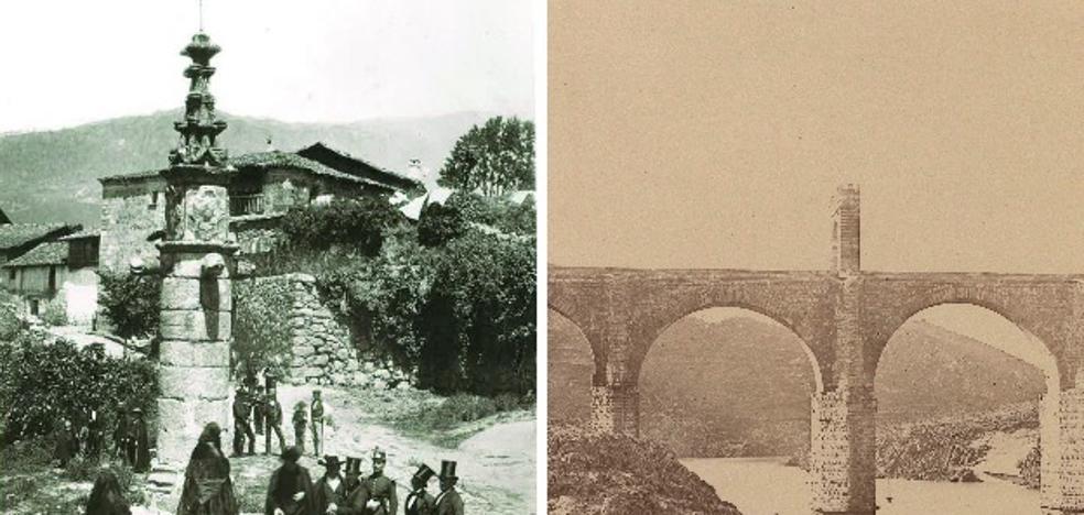 Las fotos con chistera que hizo en Extremadura Charles Clifford hace 150 años