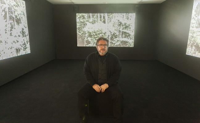 «La exposición tiene que conversar incluso con quien no sabe de arte contemporáneo»