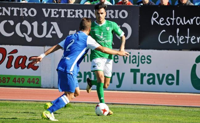 «Desde que pita el árbitro, el corazón es verde»