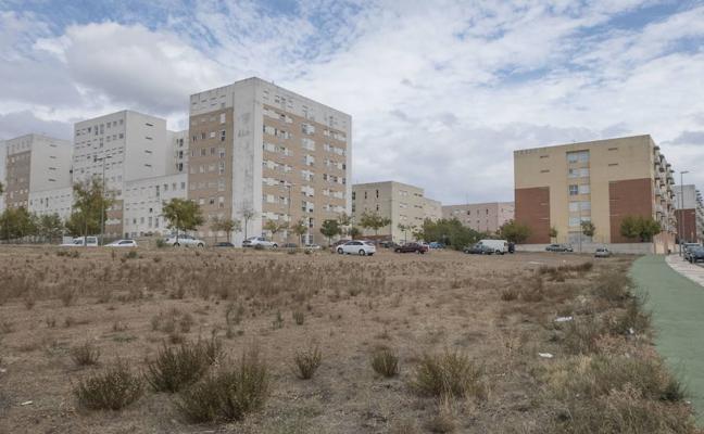El Ayuntamiento pacense aprueba la adjudicación de la pista multideportiva de Cerro Gordo