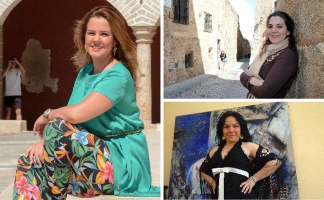 La mujer, protagonista del Ciclo de Flamenco en la Plaza Alta de Badajoz
