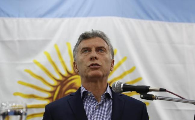 Macri promete una investigación «seria y profunda» sobre el 'San Juan'