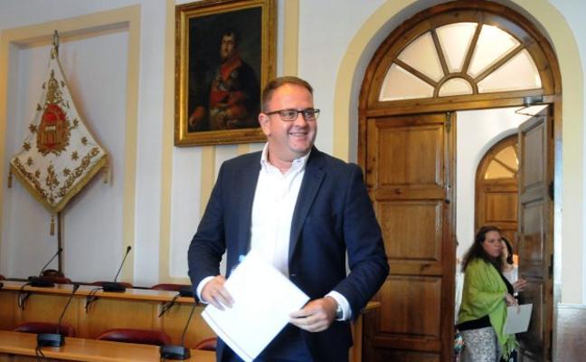 Osuna se perfila como secretario local del PSOE y de nuevo candidato a la Alcaldía