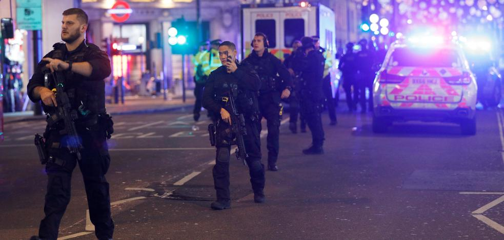 Pánico en Oxford Street