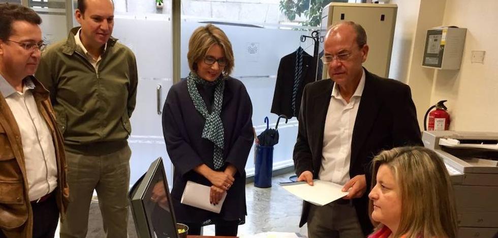 Monago plantea una propuesta de ley tributaria con una rebaja de impuestos de 65 millones