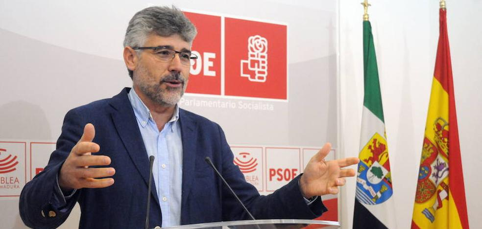 El PSOE tacha de «rebajas de todo a cien» la propuesta tributaria de Monago