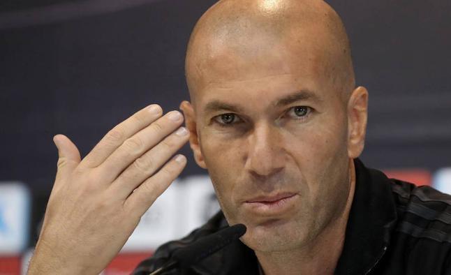 Zidane: «Prefiero tener a Bale con nosotros»