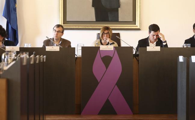 Extremadura grita no a la violencia de género