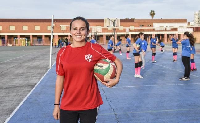 Ana Domínguez Acevedo, entrenadora de valores