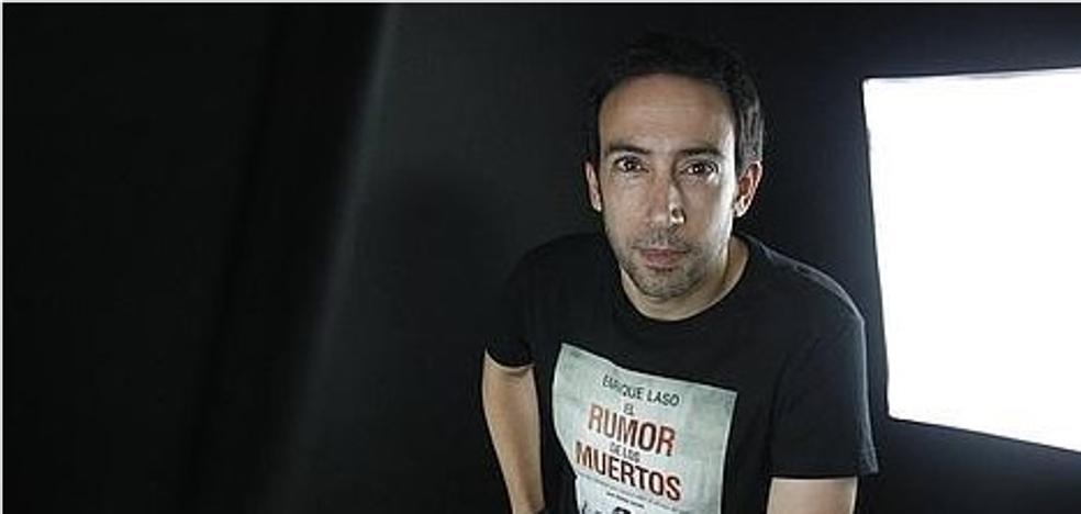 Enrique Laso: «Ser el autor en español más leído en ebook no es fruto de la casualidad»