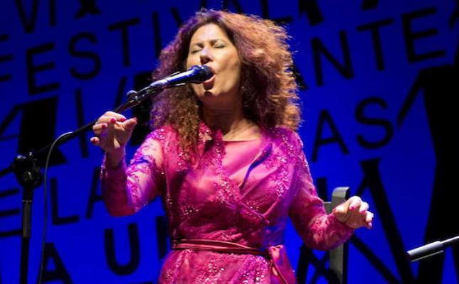 Antonia Contreras, protagonista del Festival de Aldea Moret