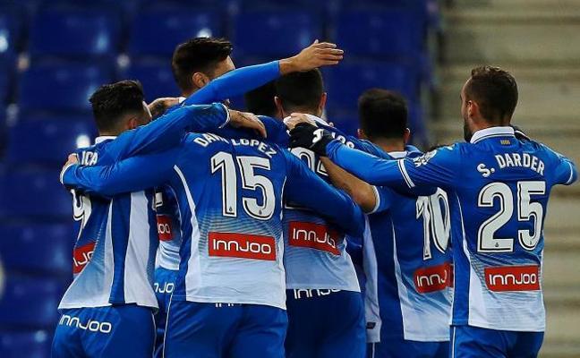 Gerard Moreno ilumina al Espanyol y rompe la racha del Getafe