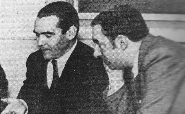 'El último amor del poeta Federico', un texto inédito de Neruda sobre Lorca
