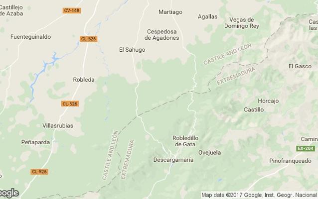 Detectan un caso de 'vaca loca' en una explotación a 14 kilómetros de Robledillo de Gata