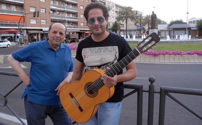 Miguel y Juan Vargas representan a Extremadura en el Festival Flamenco de Nimes