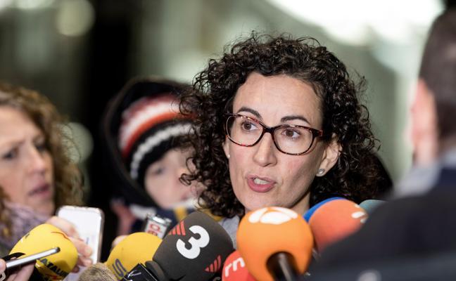 La Guardia Civil señala a Marta Rovira como organizadora del referéndum del 1 de octubre