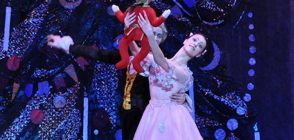 El Ballet Nacional Ruso ofrecerá en Badajoz el espectáculo 'El cascanueces'