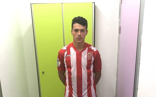El dombenitense Pedro Porro, convocado con el Girona para la Copa del Rey