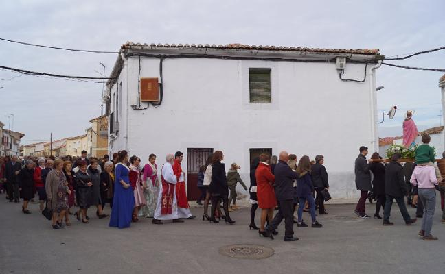 Tres días festivos en honor a Santa Catalina