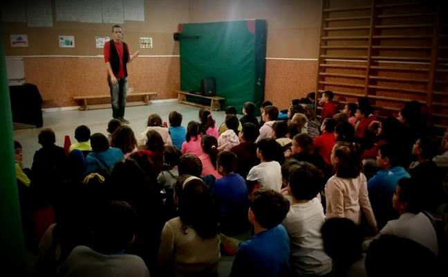 La IV Semana de la Magia llega a colegios, la calle y al teatro