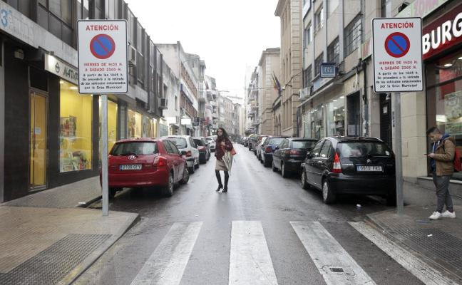 Gómez Becerra inicia el cierre al tráfico el próximo viernes