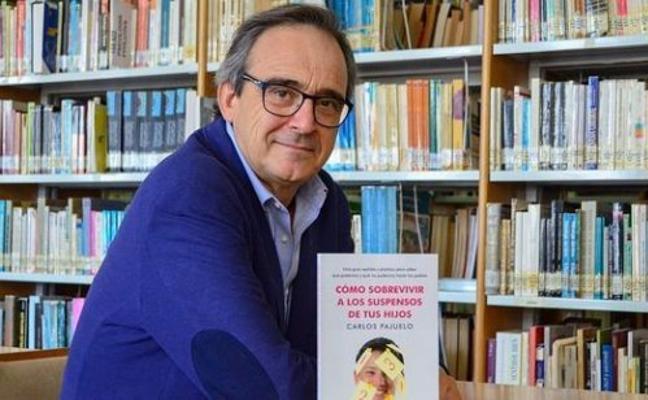 Carlos Pajuelo ofrece mañana una charla sobre la tarea de educar