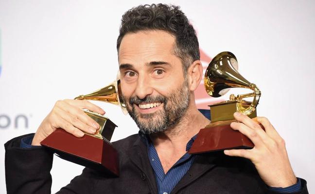 Jorge Drexler, a los Grammy