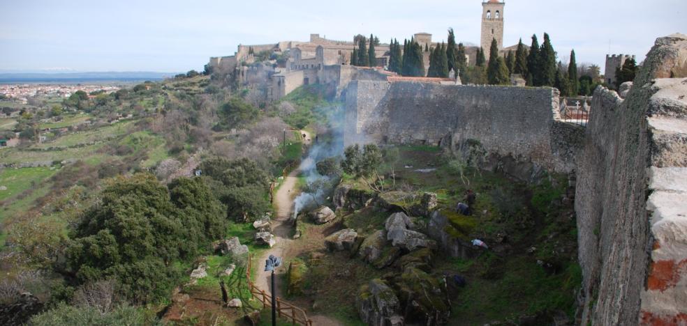 Trujillo gana un premio de arquitectura para recuperar la zona de la Puerta de La Coria