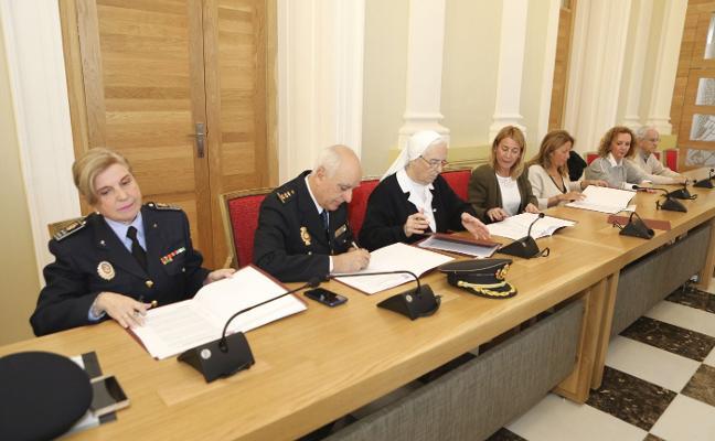 Arranca en Cáceres el protocolo de ayuda a las personas sin hogar en plena ola de frío