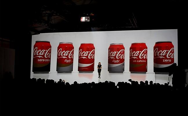 Coca-cola, el primer anuncio de 2018
