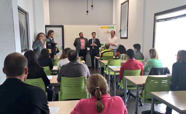 70 emprendedores han pasado por la sede de Trujillo de la EOI