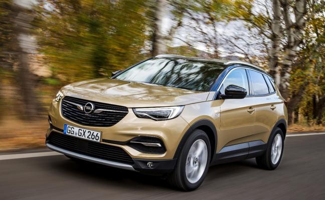 Opel Grandland X, más potente y equipado