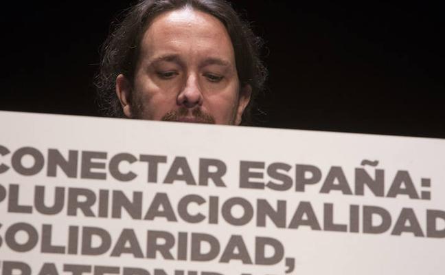 Unidos Podemos recurrirá al Constitucional la aplicación del 155 en Cataluña