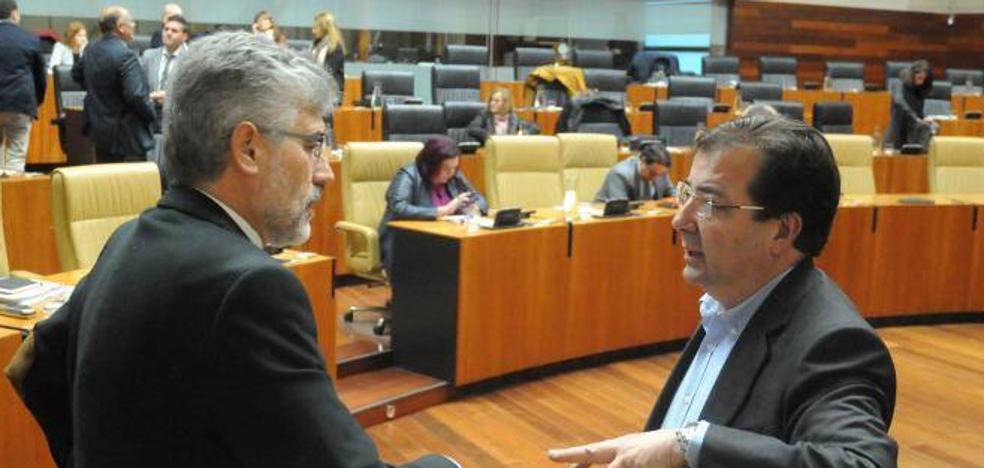 Extremadura no se quedará de brazos cruzados si el TC falla a favor de las eléctricas con la ecotasa