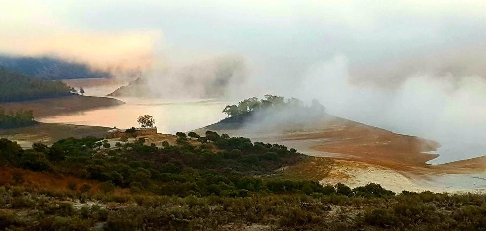 La masa de frío polar trae a Extremadura temperaturas bajo cero y heladas