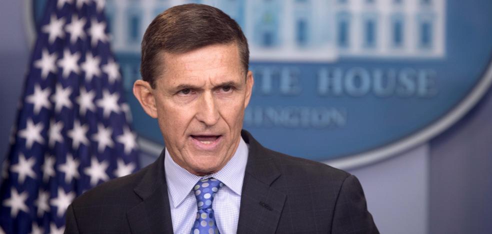 Flynn testifica que Trump le dio «orden directa de entablar contacto» con Rusia