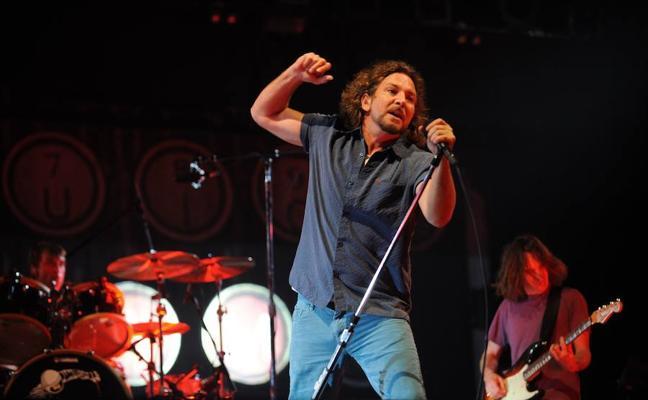 Pearl Jam tocarán en Barcelona y en el Mad Cool Festival 2018