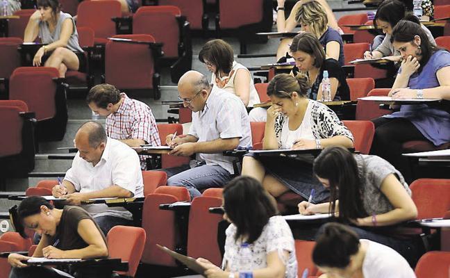 ANPE exige que las vacantes para las oposiciones de 2018 se cubran en el concurso de traslados