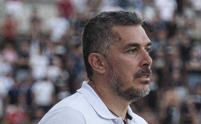 Juan Marrero: «Preocupa el descenso, pero seguro que vamos a lograr la permanencia»