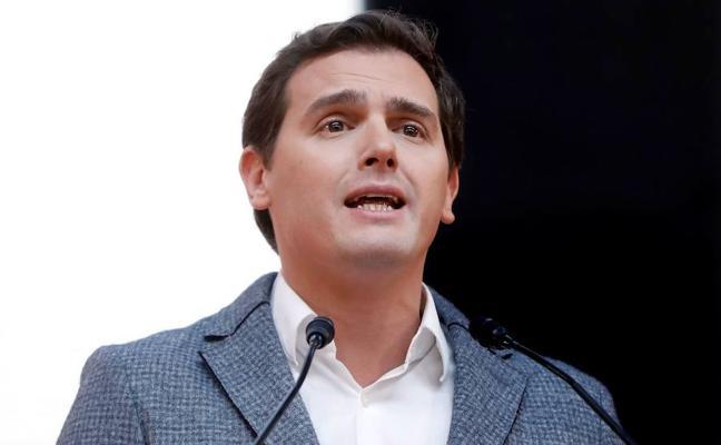 Rivera dice que, si hay una participación histórica el 21-D, Ciudadanos ganará